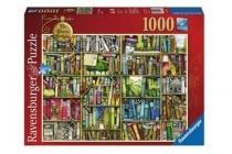 bizarre bookshop puzzel