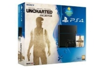 playstation 4 500 gb uncharted the nathan drake collection bundel