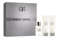 giorgio armani showergel aftershave