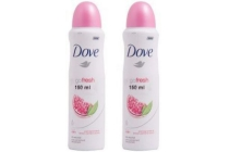 dove deospray 2 pack