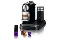 magimix nespresso citiz en amp milk m190 zwart