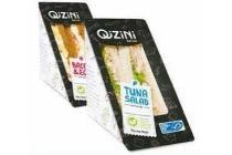 qizini sandwiches