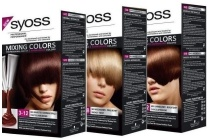 syoss color haarkleuring