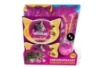whiskas snackpack