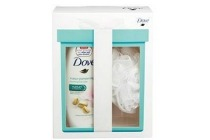 dove purely pampering pistache cadeauset