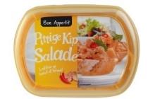 bon appetit pittige kip salade