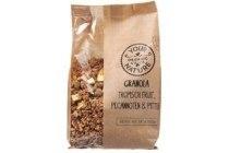 your organic nature granola tropisch fruit pecannoten en amp pitten