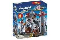 playmobil 6697 super 4 meeneemburcht van de zwarte baron