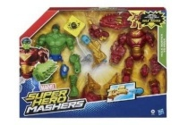 marvel super hero mashers hulk vs hulkbuster