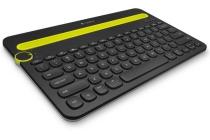 logitech draadloos toetsenbord k480