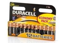 duracell aa batterijen 12 pack