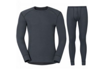 odlo thermoshirt en broek set