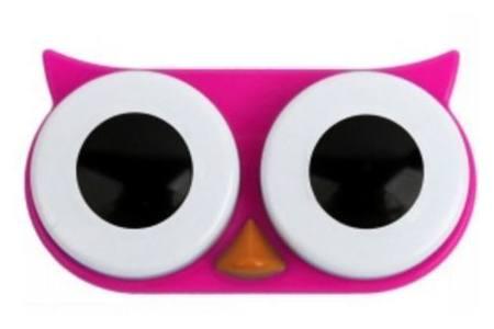 kikkerland owl lenzenhouder