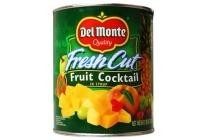 delmonte fruitcocktail