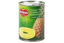 delmonte ananasschijven