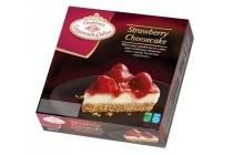 coppenrath en amp wiese aardbeiencheesecake