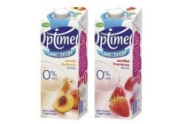 optimel fruit drink
