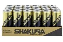 shakura energy drink tray