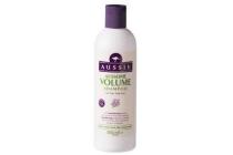 aussie hair aussome volume shampoo