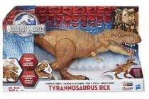 jurassic world dino mega strike t rex