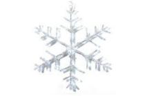 kerstverlichting sneeuwvlok
