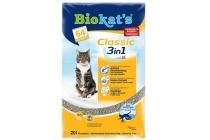biokat s classic kattenbakvulling