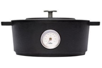 combekk dutch oven braadpan met thermometer