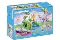 playmobil 5645 speelset met fee en euml n en pegasus