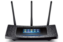tp link ac 1900 touch screen wi fi gigabit router touch p5