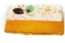 roomboter kerstcake mcd