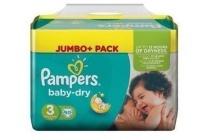pampers baby dry volste voordeelzak