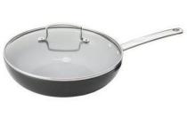 greenpan wokpan met deksel 28 cm