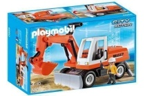 playmobil city action sleepgraver 6860