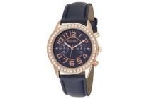 henley horloge blauw