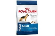 royal canin hondenvoeding maxi