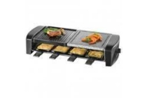 severin raclette steen grill rg 2341