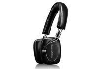 b en amp w draadloze on ear hoofdtelefoon
