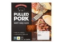 country menus pulled pork