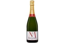 champagne montaudon brut frans mousserende wijn