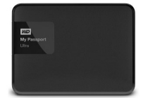 western digital my passport ultra 2 tb zwart