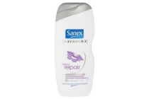 sanex advanced dermo repair douchegel