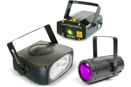 beamz light package 4