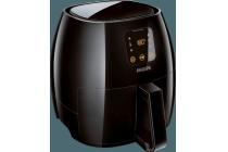 philips hd9240 90 avance collection airfryer xl zwart