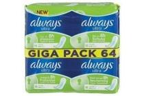 always giga pack 64
