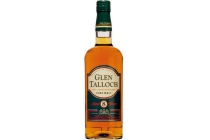 glen talloch scotch whisky blended malt aged 8 years