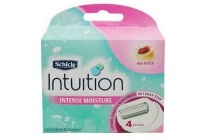 wilkinson intuition shea butter 3 pack