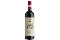 albola chianti docg italiaanse wijn