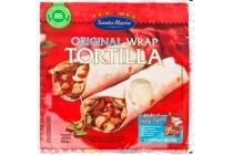 tex mex wrap tortilla