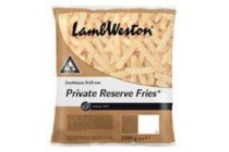 lamb weston frites