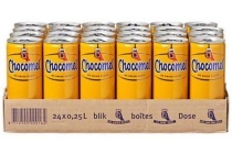 chocomel tray 24 blikjes
